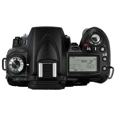 рабочий фотоаппарат в Кыргызстан: Профессиональный зеркальный фотоаппарат Nikon D90 с телеобъективом