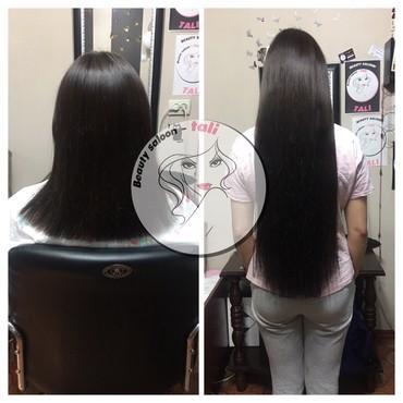 Наращивание волос. Салон «Тали». Наращивание и продажа волос. Реставр