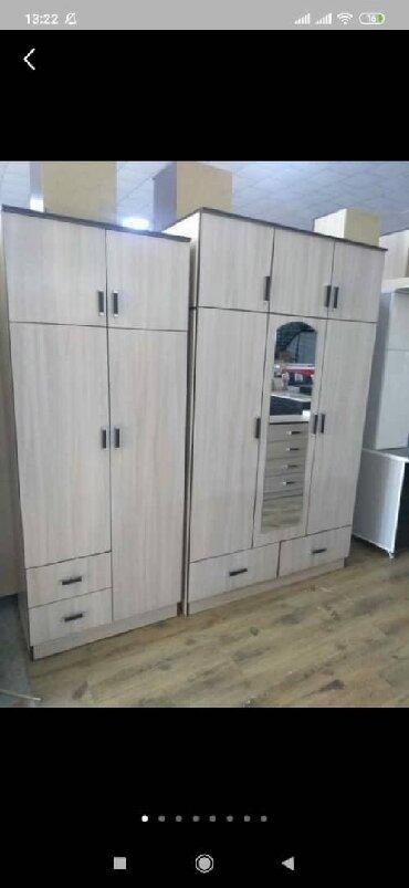 bu shifoner в Кыргызстан: Новые шкафы в наличииШирина 1.30мвысота 2.15мГлубина 50смДоставка по