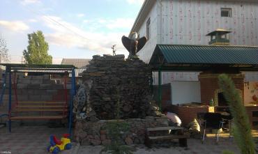 Возведение водопадов и альпийских горок любой сложности.  в Бишкек - фото 9