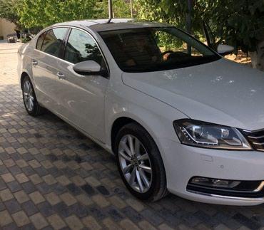 Bakı şəhərində Volkswagen Passat 2012