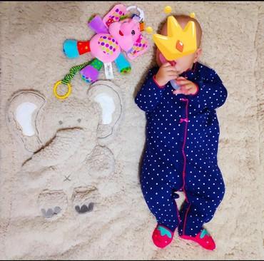 вещи для девочки в Кыргызстан: Мягкий милейший пледик для комфортного сна вашего малыша. Благодаря