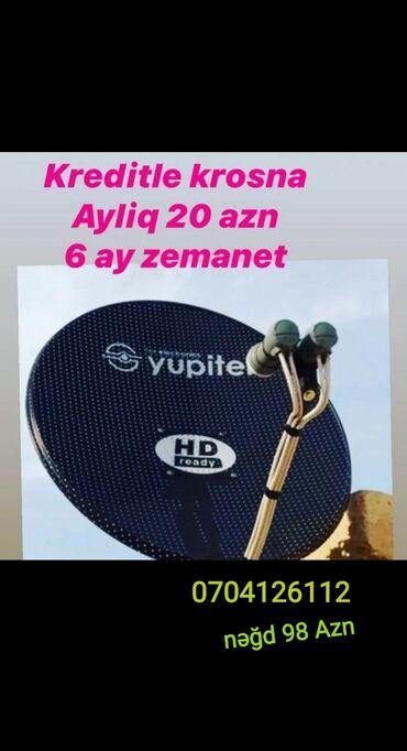 peyk antenalari - Azərbaycan: Krosna Kampilekt sifarişi Krosnu kredit Krosna krosnu quraşdırılması