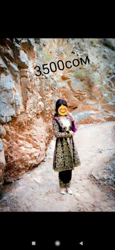 черно белое платье в пол в Кыргызстан: Чапаны привозила с Ташкента одевала на свою свадьбу,вечерние платья