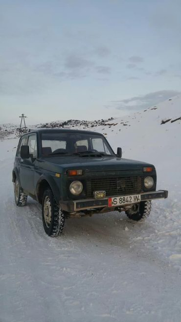 ВАЗ (ЛАДА) 4x4 Нива 1996 в Бишкек