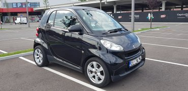 Smart Fortwo 2009 - Beograd