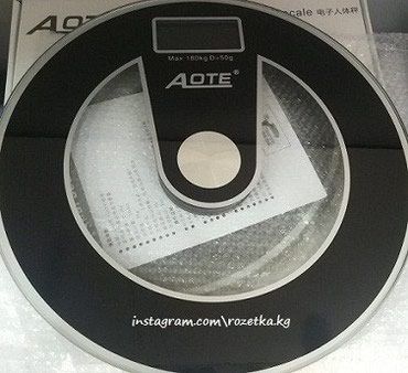 Весы напольные Aote A6010  до 180 кг в Бишкек