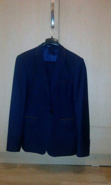 Продаются костюмы. размер 48 синий в Бишкек