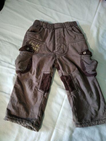 Pantalone - Srbija: Debele termo pantalonice za uzrast od 18 meseci