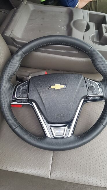 Привозной руль На автомобили Chevrolet Продаю срочно Мультимедийный