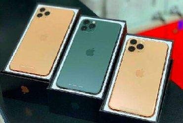 iphone 1 almaq - Azərbaycan: Iphone 11 pro max Dubai original 512 GB yaddas Almaq istiyen olsa
