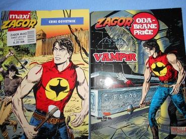 Zagor 2 stripa, svaki po 300 stranica, novi, jednom procitani, 2 - Belgrade