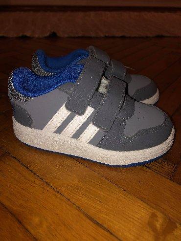 Dečije Cipele i Čizme | Vrbas: Adidas patikice (22 eur size) - malo nošene!
