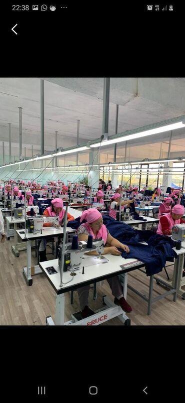 Пошив одежды - Кыргызстан: Принимаем заказ на швейную фабрику