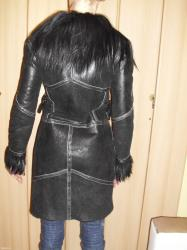 Luksuzna vrhunska bunda MONTON in Novi Sad