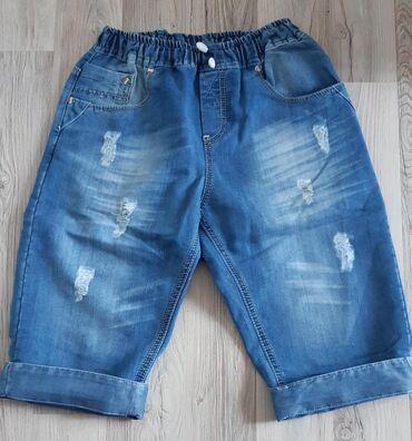 Dečija odeća i obuća - Vladicin Han: Dečije bermude za dečake, veličina 14,nove