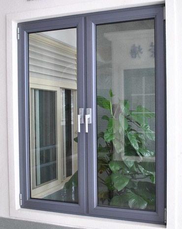 Алюминиевые окна, двери, витражи, Бишкек  в Бишкек