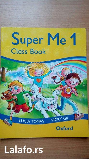 Super me 1,Class book, izdavač Oxford, očuvana bez oštećenja 200 - Belgrade
