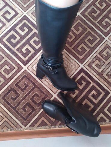 Женская обувь в Тюп: Женская сапоги. Новый. Г Каракол размер 38