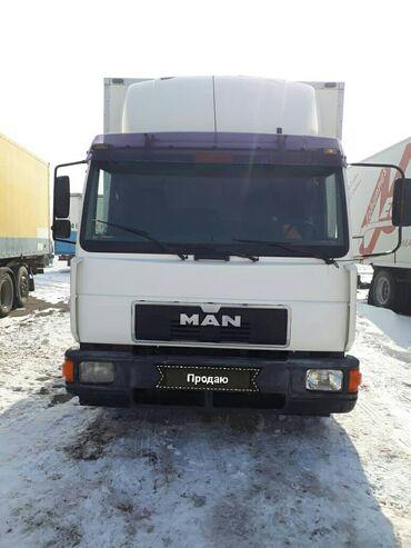 9 мик в Кыргызстан: Продаю грузовой МАН8. 163. Состояние хорошое. Готов к работе. Термо бу