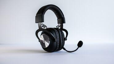 провод для наушников в Азербайджан: Logitech G Pro X 7.1 Blue VoiceBlue VO!CE mic technology - Sound