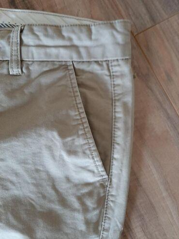 JACK JONES muske pantalone farmerke.  Bez krem boja. Veličina M