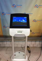 Оборудование для бизнеса в Чок-Тал: Информационный киоск - Электронная очередь.В наличии на складеКорпус