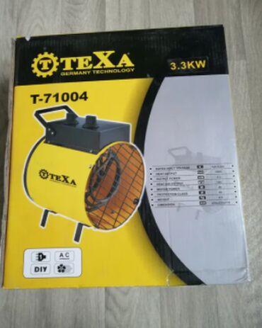 Пушка тепловая TEXA 3.3KW Новый качественный инструмент. Доставка по г