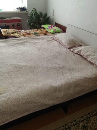 Продаю 2-спальную кровать в нормальном в Бишкек