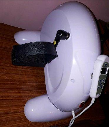 İdman və istirahət İsmayıllıda: Salam eliller ucun motorlu velosiped satilir ayaqda hissiyyati olmayan
