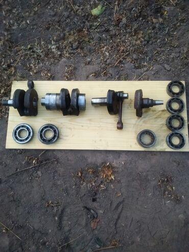 Водный транспорт - Кыргызстан: На Гидроцикл!Коленвал на зап.части,для Ямахи, двигатель 66V.(Модель