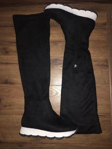 Доски 37 х 50 см для письма маркером - Кыргызстан: Новые зимние сапоги-гольфы 37 размер. 3 микрорайон. На ноге смотрится