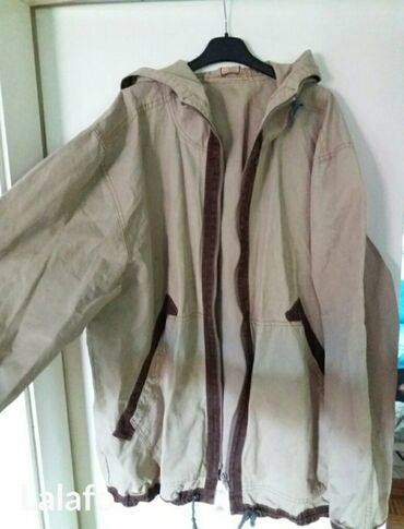 Sa kapuljacom - Srbija: Muska jakna od kepera sa kapuljacom
