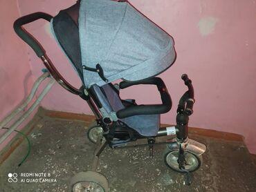 Продаю детский велик-коляска Состояние хорошее 2200