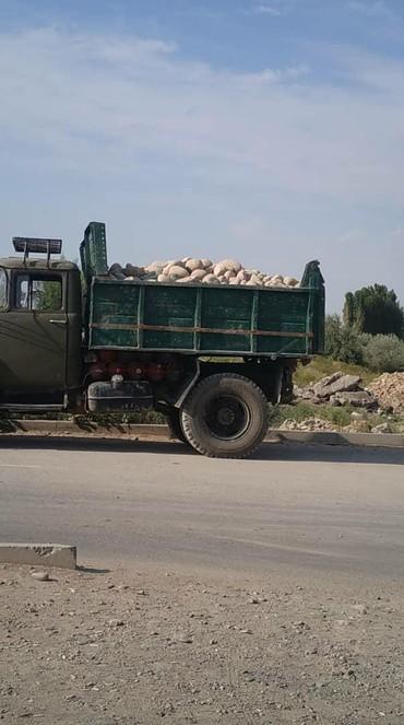 ЗИЛ самасвал песок Камен щебень отсев глина в.в строй мусор гравёр в Бишкек