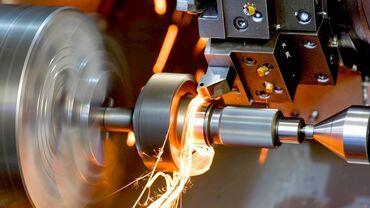 Все виды работ по обработке металла Токарные: изготовление валов