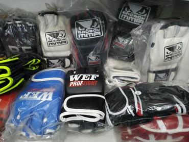 Перчатки в Кыргызстан: Снарядки, перчатки для мма, ufc, sambo боевое, таэквондо, каратэ, wef
