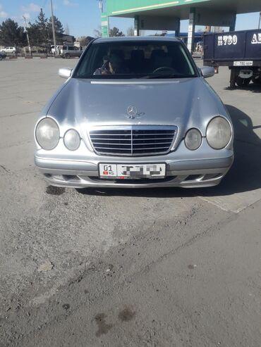 Mercedes-Benz 270 2.7 л. 2000 | 343531 км