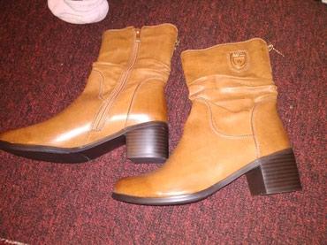 Обувь женская 40 размер сапожки. в Сокулук