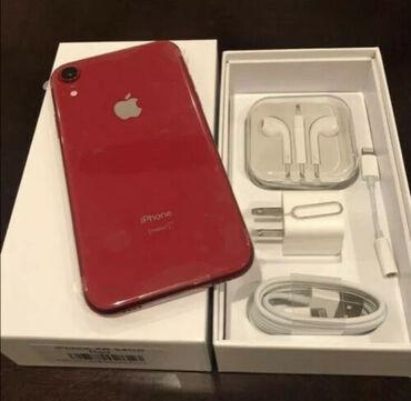 Νέα iPhone Xr 128 GB Κόκκινος