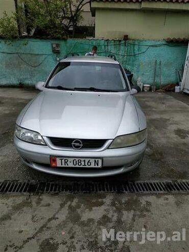 Opel Vectra 2 l. 2000 | 248000 km