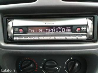 Radio cd plejer sony cdx-r3350 4x50w ispravan, ocuvan. 20 evra, - Obrenovac