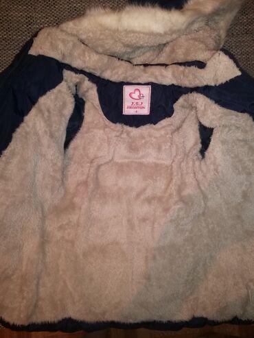 Zimska jakna za devojcice br.4 kao nova