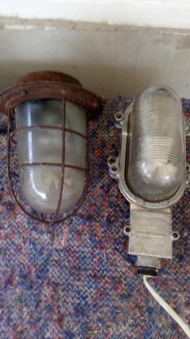 уличный фонарь польша в Кыргызстан: Поодаю фонари уличные советскиевторой. дюралюминевый,рабочие