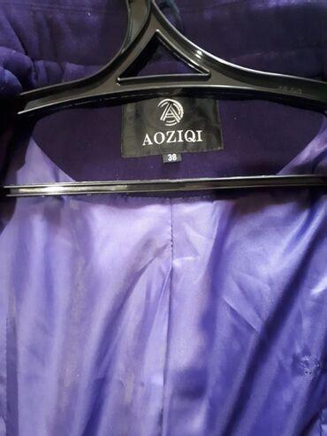 Пальто 38 размер