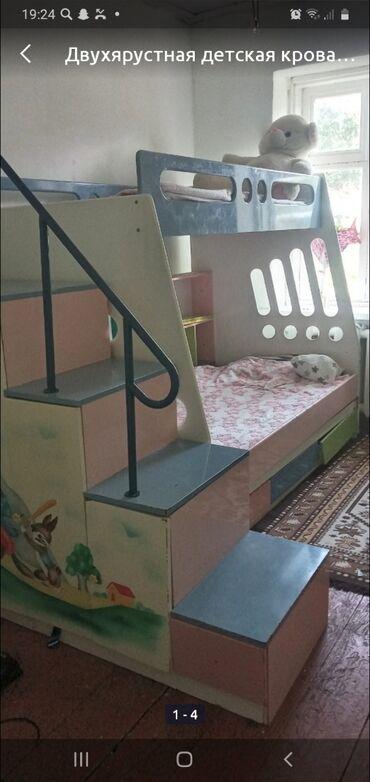 99 объявлений: Детские кровати