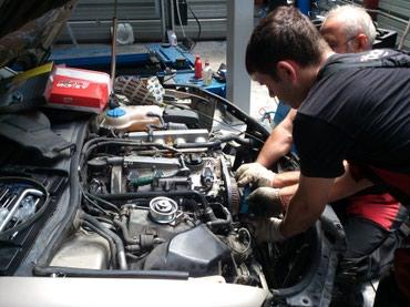 Ремонт двигателей быстро качественно Денис в Бишкек