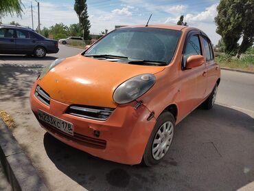 купли продажа авто в Кыргызстан: Nissan March 1.3 л. 2002 | 111111 км