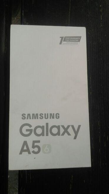 Galaxy a5 2016 - Azərbaycan: Samsung Galaxy A5 2016 sarı