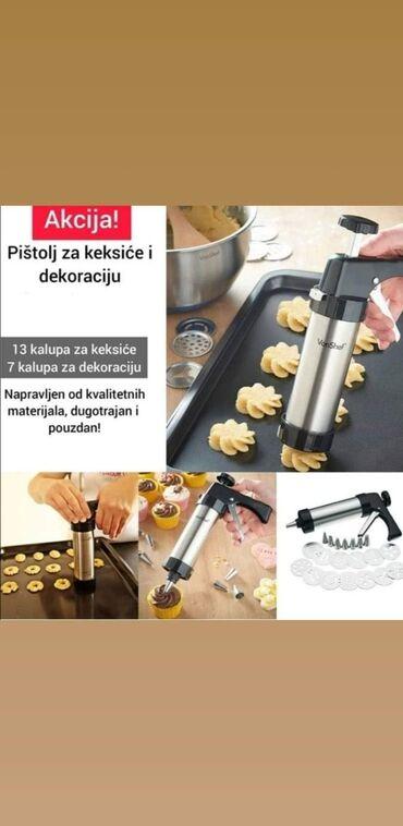 Pistolj - Srbija: Pistolj za kesice i dekoraciju